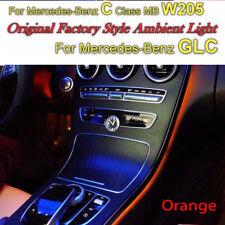 For Mercedes Benz C GLC MB W205 C300  Decor Interior Atmosphere Strip Light Lamp