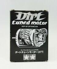 TAMIYA Dirt Tuned Moter Vintage Parts Hop Up Options 929 TAMIYA  JAPAN