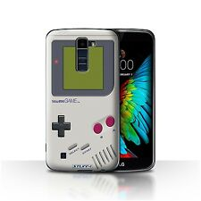 STUFF4 Case/Cover for LG K8/K350N/Phoenix 2/Games Console/Nintendo Game Boy