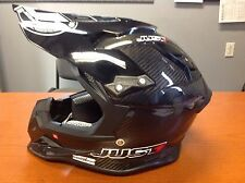 Just 1 J12 MX/Offroad Helmet Carbon Black 2XL