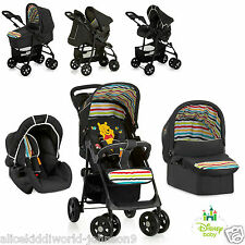 Hauck Disney Winnie the Pooh Tidy Time 3in1 Trio shopper pushchair buggy pram+RC