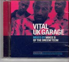 (FP630) Vital UK Garage, mixed by Mikee B - Vital CD