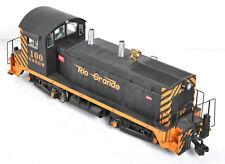 USA Trains Rio Grande 100 D&RGW 100A Switch Locomotive G Scale - RUNS