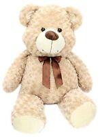 "Extra Large 80cm (32"") Super Cuddly Plush Giant Sitting Teddy Bear"