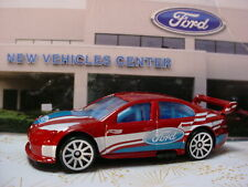 FORD FALCON RACE CAR✰Red;Blue Int; T✰Multi Pack Exclusive✰2015 Hot Wheels LOOSE