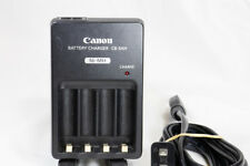 Genuine OEM Canon AA  Ni-MH Rechargeable Battery Charger CB-3AH DC1.6V