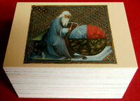 ART TREASURES OF THE VATICAN LIBRARY - Complete Base Set (72 cards) - Keepsake