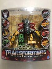 Transformers Revenge Of The Fallen Legend Class Constructicon Devastator