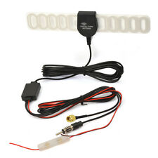 Amplified Booster Digital DVB-T Antenna for Car DVD Auto MPEG2 MPEG4 TV