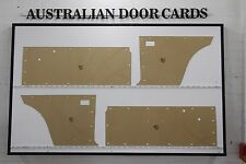 Ford MK2 Cortina Coupe Door Cards. Blank Trim Panels. GT Mark II (1966–1970)