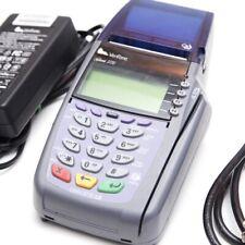 Verifone 5100 Omni 3730Le Credit Card Processor M251-000-03-Na2 w/ Cords Tested