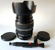 Canon EF-S 17-85mm 17-85 mm F/4.0-5.6 IS USM Lens Bundle 83