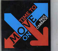 Paul Carrack-Time To Move On Promo cd single