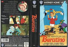 (VHS) Die Abenteuer des Buratino - UdSSR (1959)