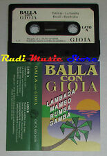 MC balla con GIOIA lambada mambo rumba samba PROMO 1992 26/92 cd lp dvd vhs*