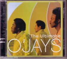 Ultimate O'JAYS Collection 2001 CD Backstabbers Love Train 70s Greatest Hits