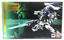 BANDAI METAL ROBOT SPIRITS GUNDAM 00 RAISER + GN SWORD III ACTION FIGURE