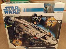 Millennium Falcon Star Wars Legacy Collection Hasbro 2008 MIB