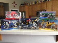 Voltron Club Lion Force Matty Collector Voltron Mattel Lions Only READ!