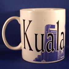 Starbucks 2004 City Mug Collector Series KUALA LUMPUR Large Coffee Mug