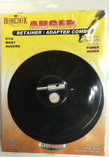 BearCreek Ice Auger Adapter/Retainer Combo - Fits Most Hand Augers #BC-AC-2