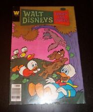 Whitman Walt Disney's Comics and Stories #464  1979 Very Nice Condition