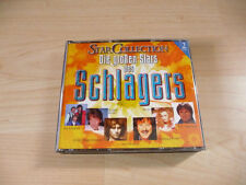 Double CD star collection schlager: roland Kaiser Nicole wolfgang petry Flippers