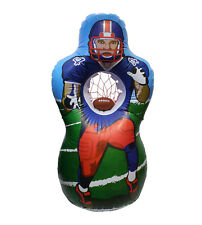 Get Out!™ Football Practice Inflatable QB Throwing Target and Mini Football Set