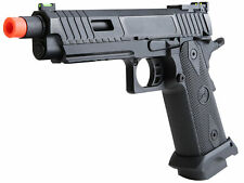 Airsoft Gun Metal Pistol KIKIMORA Style SRC Hi-Capa [5.1] Gas Blowback 6mm BB