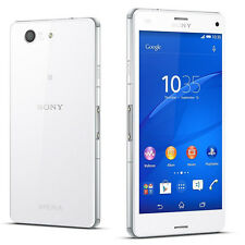 Sony Ericssion Xperia Z3 Compact D5803 16GB 20.7MP 4G LTE Unlocked Móvile Blanco