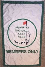 Augusta National Flag. 3x5. Used.