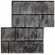 Concrete texture RUBBER stamps  Decorative Mat for printing on concrete cement