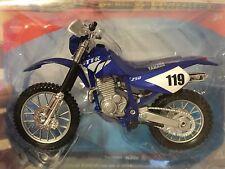Yamaha TT-R 250 119 motorcycle 1/18 TTR 250R TTR250 TT-R250 YZF YZ Maisto