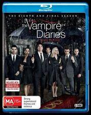 Vampire Diaries : Season 8 (Blu-ray, 2017, 3-Disc Set)