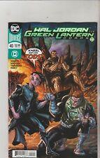 DC COMICS HAL JORDAN & THE GREEN LANTERN CORPS #40 MAY 2018 VARIANT 1ST PRINT NM