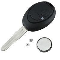 1x Ersatz 2 BT Remote Key Card Hülle für Renault Laguna Espace ZJP