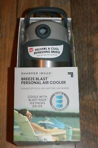 Sharper Image Breeze Blast Personal Air Cooler