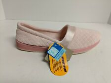 Foamtreads Coddles Slippers, Pink, Women's 11 M