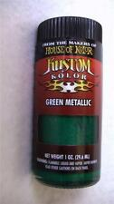 House of Kolor GREEN METALLIC Kustom Airbrush Paint auto art hobby craft metal