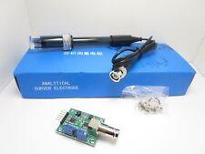 Kit modulo amplificatore con sonda di rilevamento PH 0-14 acqua per arduino