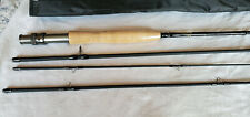 CUSTOM MADE 9ft 3/4wt 4 Sections Fly Rod (Black)