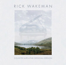 Rick Wakeman - Country Airs [New CD]
