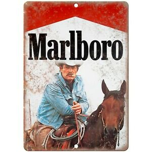 marlboro metal sign man cave new garage