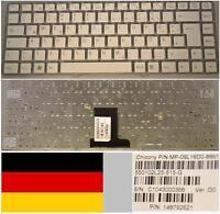 Clavier Qwertz Allemand SONY VAIO VPC-EA MP-09L16D0-8861 148792621 Blanc