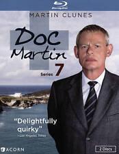 Doc Martin: Series 7 BLU-RAY BRAND NEW SEALED 7th Season