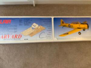 Flair Harvard  Balsa Kit