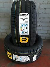 2 NEW 2553518 255 35 18 BARUM BRAVURIS 3HM FR 94Y EXTRA LOAD TWO TYRES