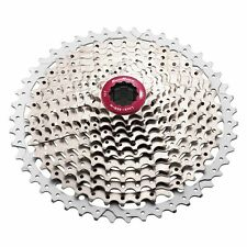Sunrace MX8 - 11 Speed Mountain Bike Cassette - 11-46 - Silver