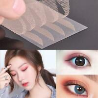 5X Invisible Lace Double Mesh Eye Eyelid Tape Lift Strips Stickers Makeup Tool