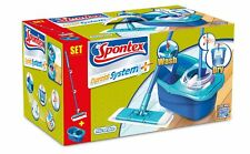 Spontex - Express System + Set balai plat & seau essoreur